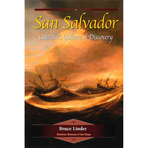 San Salvador – Cabrillo's Galleon of Discovery