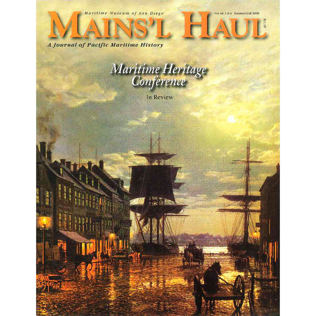 Mains'l Haul - Maritime Heritage Conference