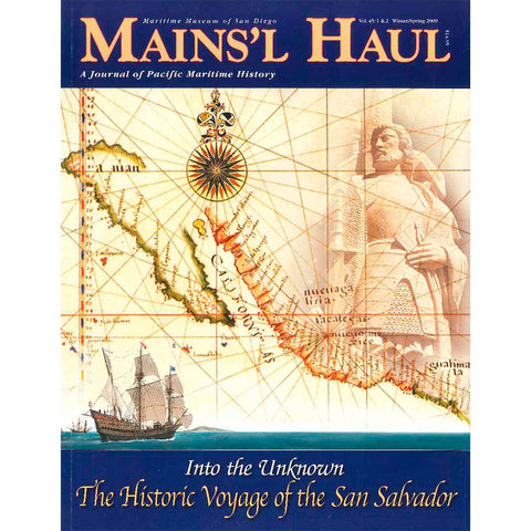 Mains'l Haul - The Historic Voyage of the San Salvador