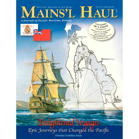 Mains'l Haul - Enlightened Voyages – Epic Journeys that Changed the Pacific
