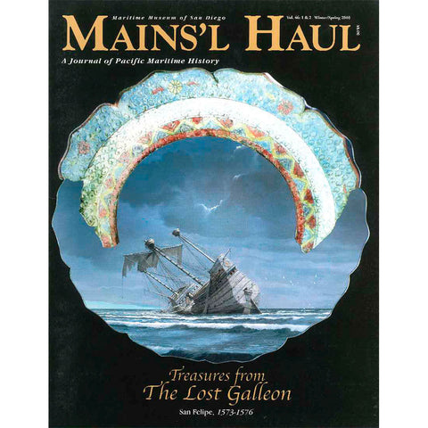 Mains'l Haul - Treasures from the Lost Galleon