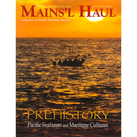 Mains'l Haul - Pacific Seafarers and Maritime Cultures