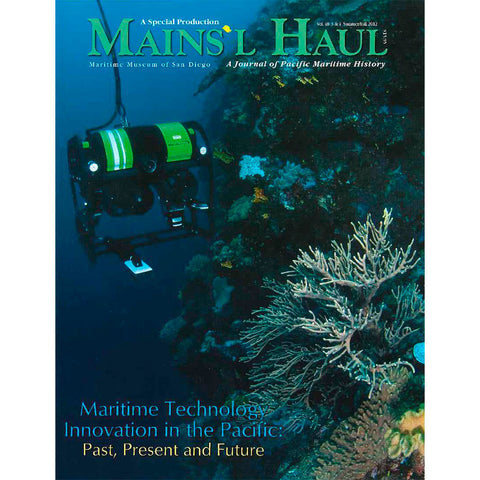 Mains'l Haul - Maritime Technology Innovation in the Pacific: Past, Present and Future.