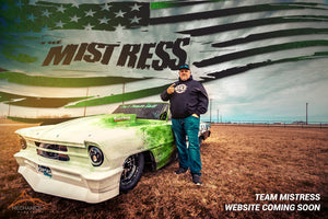 "HPP Racing builds ""Mistress"" a new race car!"