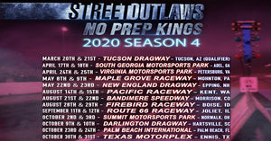 """Street Outlaws No Prep Kings"" Season 4 2020"