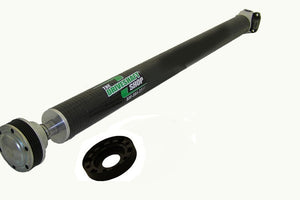 The Driveshaft Shop - FORD (2005-10) Mustang GT 5-Speed and Auto 1-Piece CV 900HP 3-1/4 High Modulus Carbon Fiber Driveshaft