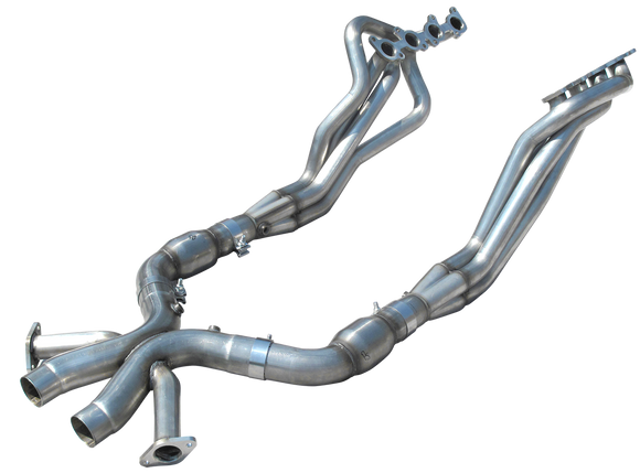 American Racing Headers - Mustang 5.0L BOSS 2012-2014 Long System