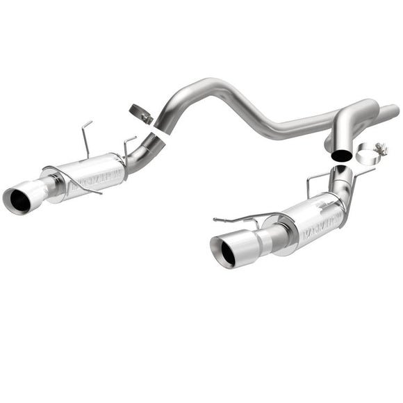 MagnaFlow - Ford Mustang (2011-12) Competition Series Cat-Back Performance Exhaust System