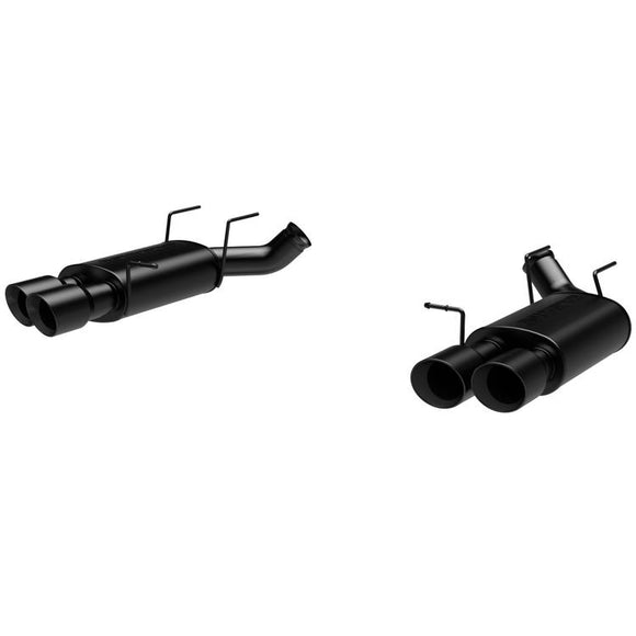 MagnaFlow - Ford Mustang Street Series Axle-Back Performance Exhaust System