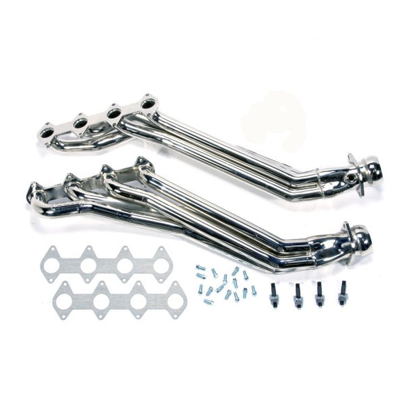 MUSTANG GT 1 5/8 IN. LONG TUBE HEADERS - CHROME (05-10)