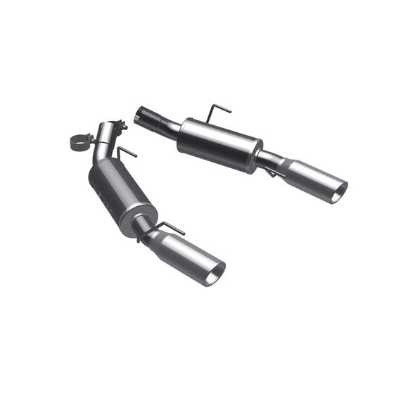 MagnaFlow - Ford Mustang Competition Series Axle-Back Performance Exhaust System