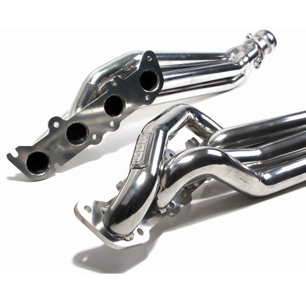 "Fit 11-17 Mustang GT /& Boss Long Tube Exhaust Headers 1-7//8/"" Chrome"