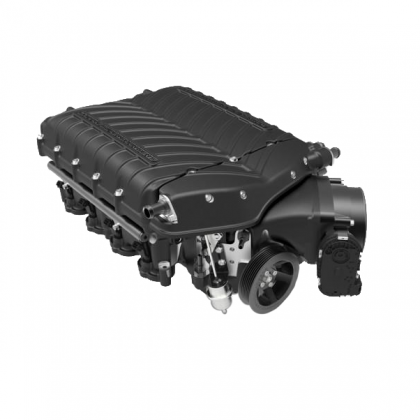 Whipple Superchargers WK-2626B-STG2 Stage 2 3.0L Supercharger Kit (2019 Bullitt Mustang)