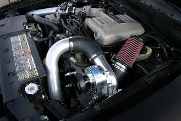 ProCharger High Output Intercooled System with P-1SC - 9psi (1994-1995 Mustang GT & Cobra) - 1FB100-09I