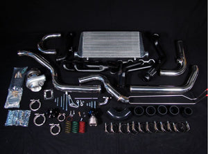 ON3 Performance - (1987-93) Mustang Foxbody GT/Cobra 351 Swapped Turbo System