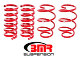 BMR - Lowering Springs, Set Of 4, Performance