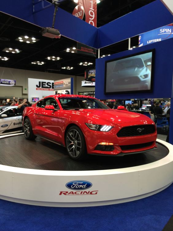 ON3 Performance - 2015–2016 Mustang GT 5.0 4v Twin Turbo System