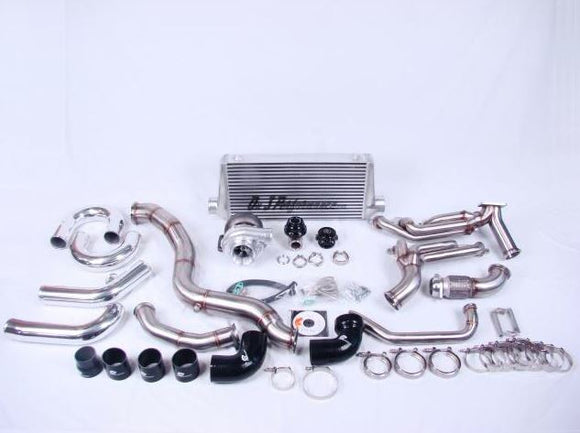 ON3 Performance - (1987 – 1993) Mustang LSX Swapped Foxbody Single Turbo System