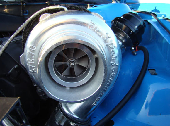 On 3 Performance - 67mm Ceramic Ball Bearing Turbocharger – 67 / 65