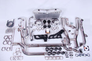 ON3 Performance - (1996-04) Mustang GT 2v Twin Turbo System
