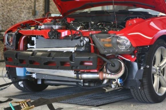 Hellion HPS-1114GT (2011-2014) Ford Mustang GT Single Turbo System