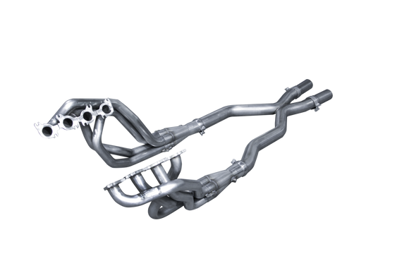 American Racing Headers - Mustang (Fox/Coyote Swap) 1979-1993 Long System FOR MAXIMUM MOTORSPORTS K-MEMBER