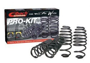 Eibach 94-04 Mustang V8 PRO Kit Lowering Springs (Convertible)
