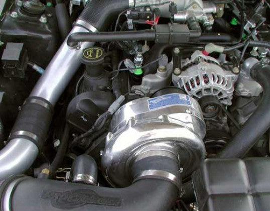 Procharger Intercooled Tuner Kit (1999-2004 Mustang 4.6)