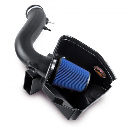 Airaid 2011-2014 Mustang 3.7L V6 MXP Intake System (Blue SynthaMax Filter)