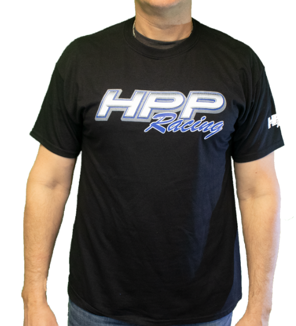 HPP Racing T-Shirt (Black)