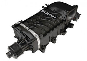 Roush - (2010) Mustang GT Dual Belt Phase 2 Supercharger Kit
