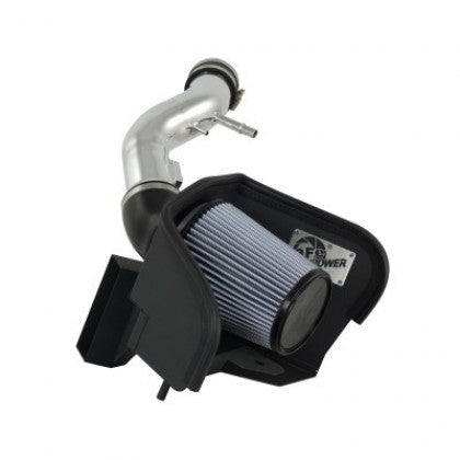 AFE Stage 2 Cold Air Intake System - Pro Dry S Polished