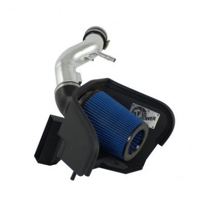 AFE Stage 2 Cold Air Intake System - Pro 5R Polished