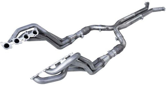 American Racing Headers - Mustang 5.0L Coyote 2015 & Up Long System