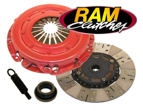 RAM - Powergrip HD 26 Spline Clutch Kit (86-95 Mustang 5.0L)