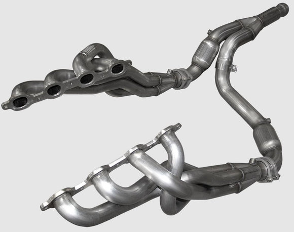 American Racing Headers - GM Truck 5.3L 2014-2018 Long System - 1-7/8