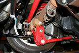 BMR - Control Arm Relocation Brackets, Bolt-on