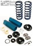 Maximum Motorsports - Mustang Coil-Over Kit with Springs, Front, Koni/Tokico/Strange Struts