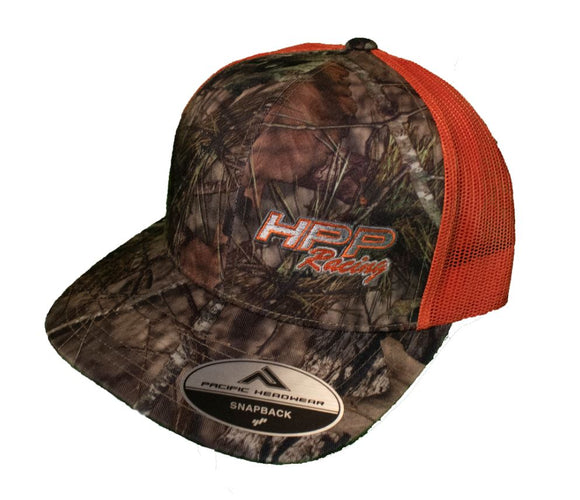 HPP Racing Camo Hat
