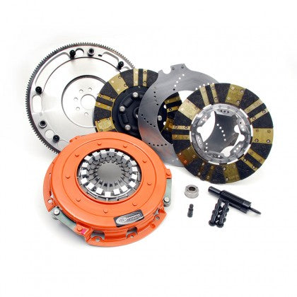 Centerforce - (1996-2016) Mustang Twin Disc DYAD Clutch Kit (26 Spline)