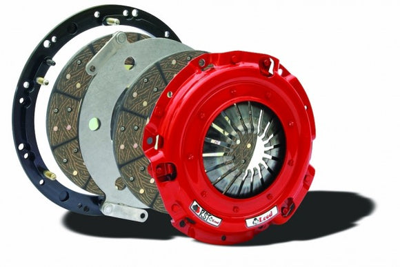 Mcleod Racing - (2011-17) Mustang GT / 2012-13 Boss 302 RST Twin Disc Power Pack (23 Spline)