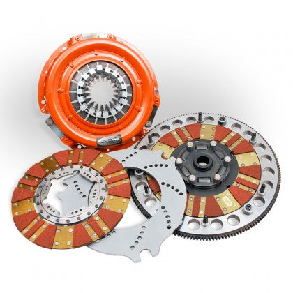 Centerforce - (2011-18) Mustang Twin Disc DYAD Clutch Kit