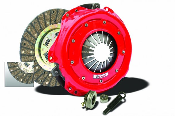 McLeod - Mustang V8 10 Spline Street Level Clutch Kit (86-00 Mustang LX 5.0L ; GT ; 93-98 Cobra)