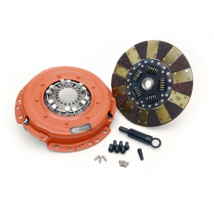 Centerforce - (2011-18) Mustang Dual Friction Clutch Kit (26 Spline)