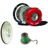 Mcleod - (2011-17) Mustang GT / 2012-2013 Boss 302 RST Twin Disc Clutch Kit w/Steel Flywheel (Sprung Hub)