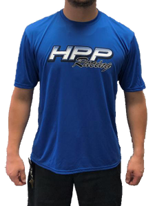 *NEW* Dry-Fit HPP Racing T-Shirt (Blue)