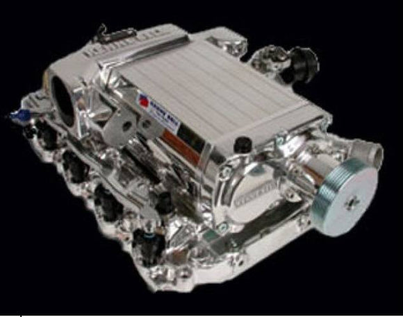 KENNE BELL (1999-2004) FORD MUSTANG 4.6L GT SUPERCHARGER - BIG BORE 2.1L INTERCOOLED COMPLETE KIT