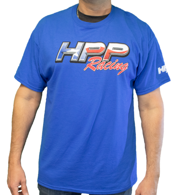 HPP Racing T-Shirt (Flag)