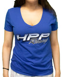 Womens Fit T-Shirt (Blue)