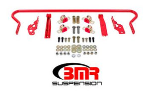 BMR - Sway Bar Kit with Bushings, Rear, Adjustable, Hollow 25mm